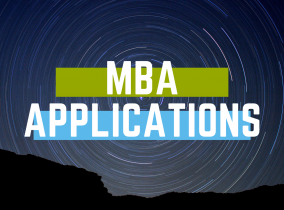 MBA Applications in the time of Pandemic