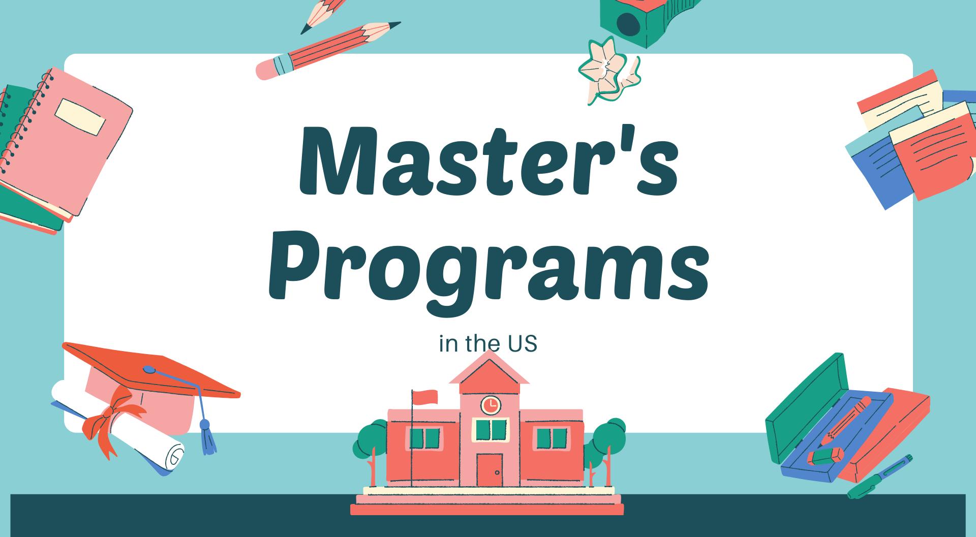 Master's Programs