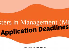 Masters in Management (MiM)