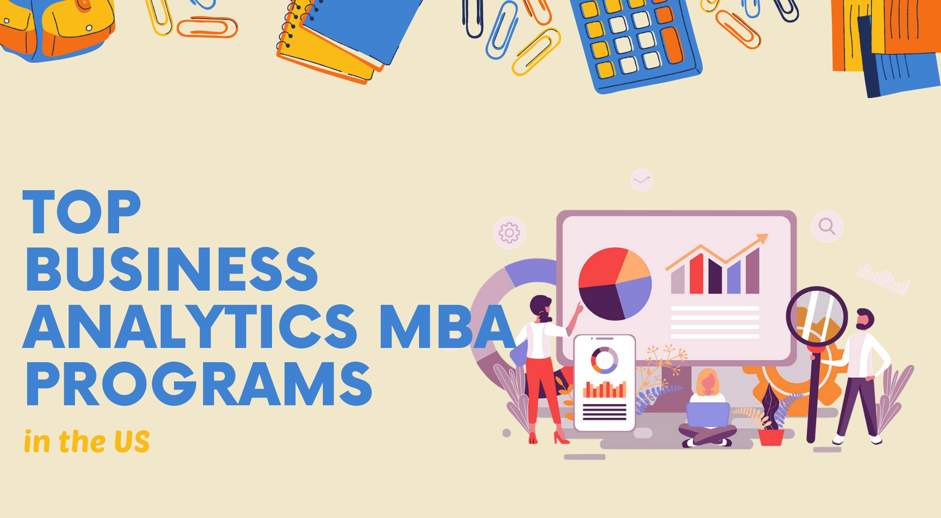 Business Analytics MBA Programs