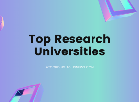 Top Research Universities in the World