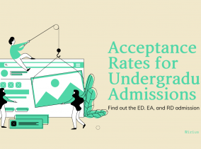 Top 100 US Universities – EA, ED, and RD Acceptance Rates