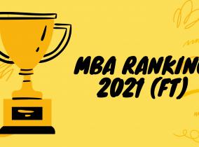MBA Ranking – FT 2021