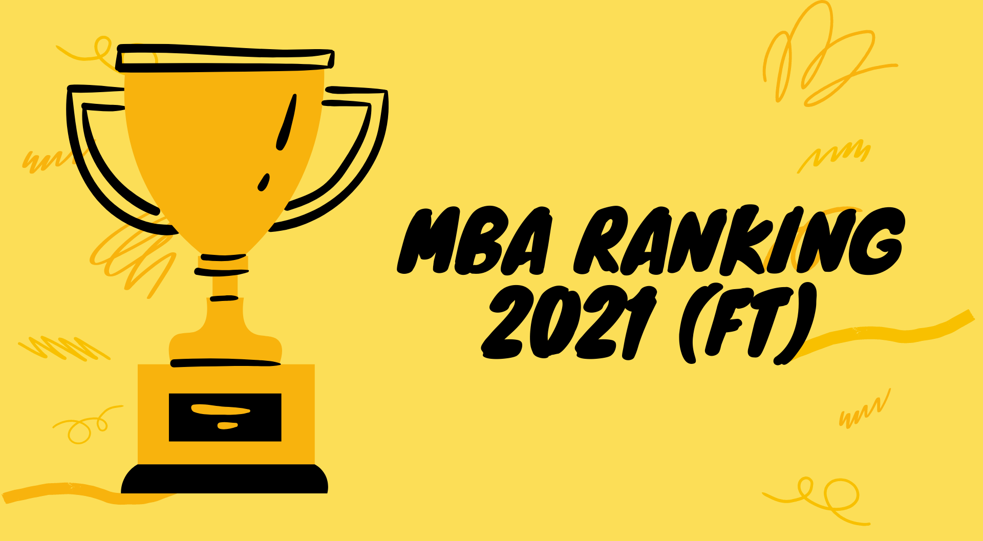 MBA Ranking 2021 FT