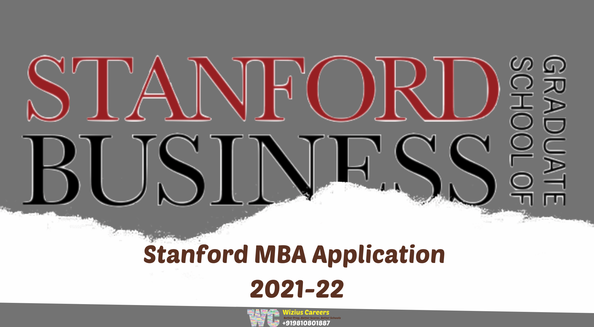 Stanford MBA Application 2021-22