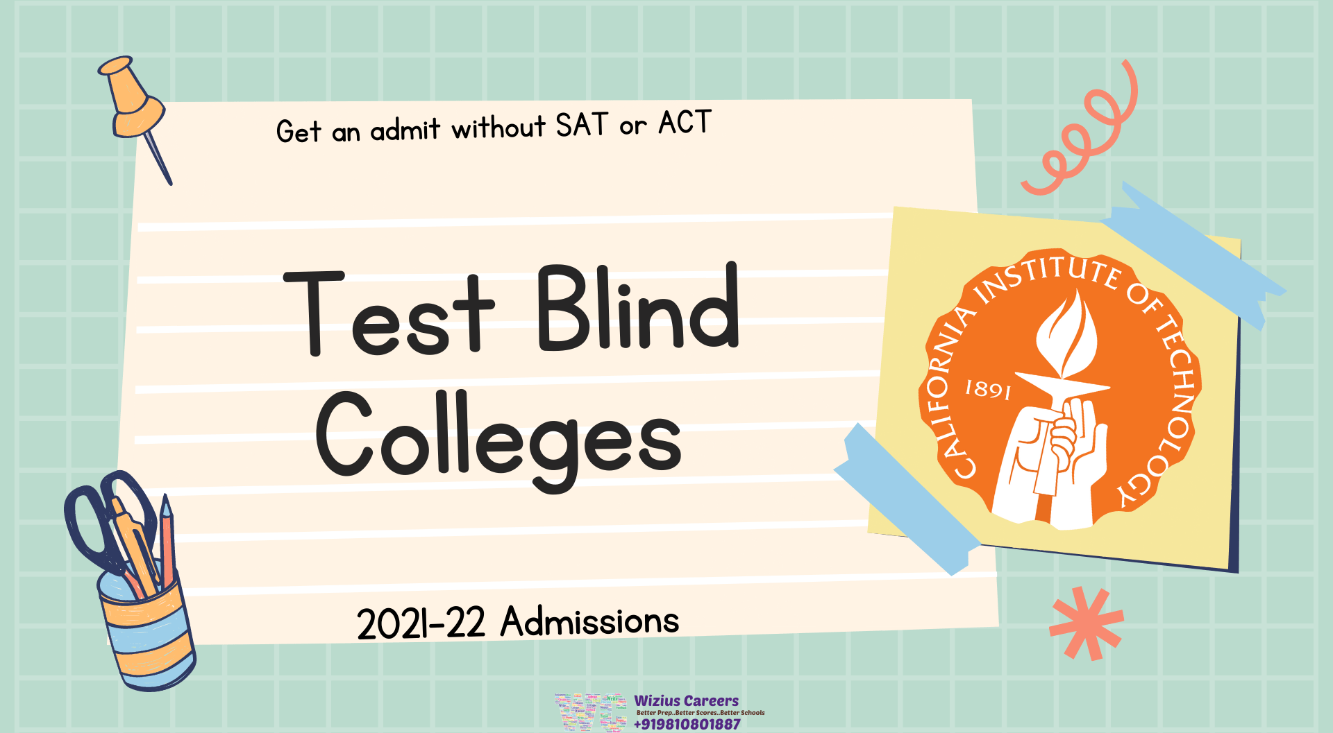 Test Blind Colleges